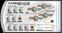 Ambience Reverb – VST AU plugin download for Mac and Windows
