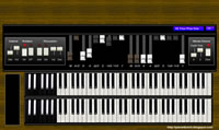 Tonewheel organ VST instrument download: Classic H