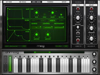 Professional synth for Ipad: Animoog instrument