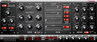 Classic analog vst instrument for Mac and Windows: Steinberg Model E