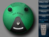 VST Fuzz and Distortion Guitat Effect Plugin Download – Face Bender