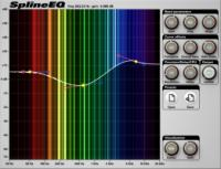 VST AU Linear Phase Equalizer for Mac and Windows – SplineEQ plugin download