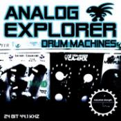 cover art Analog Explorer - Drum Machines