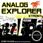 Analog Explorer by XTront Professional Audio Loop Files