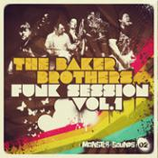 Baker Brothers Funk Session Vol. 1 Wav Sample Files and Reviews