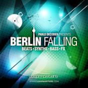 Berlin Falling Professional Audio Loop Files