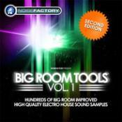 Big Room Tools Vol. 1 – Second Edition Professional Audio Loops Download