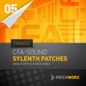 CFA Sound – Trance Sylenth Presets Audio Samples