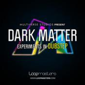 cover art Dark Matter - Experiments in Dubstep