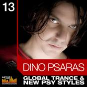 Dino Psaras Global Trance and Psy Styles Professional Audio Loop Files