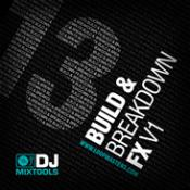 Audio Loops Download – DJ Mixtools  13 – Build and Breakdown FX Vol 1