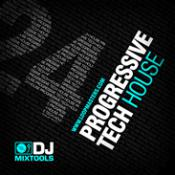 Music Studio Samples – DJ Mixtools 24 – Progressive Tech House