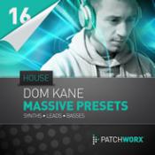 Dom Kane House Synths – Massive Presets