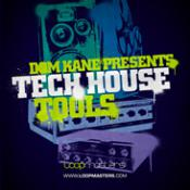 Dom Kane presents Tech House Tools Wav Samples