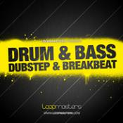 Professional Samples – Drum & Bass Dubstep and Breakbeat
