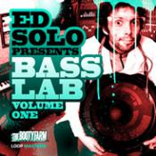 cover art Ed Solo Presents Bass Lab Vol1