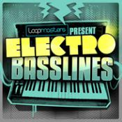 Electro BassLines Professional Audio Loop Files