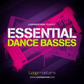 cover art Essential Dance Basses
