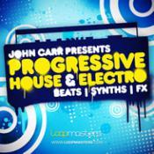 Music Studio Samples – John Carr Presents Progressive House And Electro