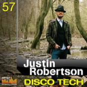 Justin Robertson – Disco Tech Music Production Samples