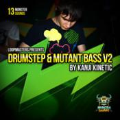 Kanji Kinetic – Drumstep and Mutant Bass Vol 2 Loops Download and Reviews