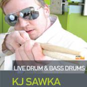 Live Drum And Bass Drums – K J Sawka Audio Loops Download and Reviews