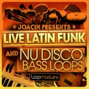 Live Latin Funk And Nu Disco Bass Loops Studio Samples