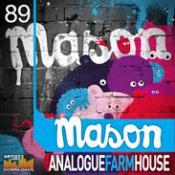Music Studio Samples – Mason – Analogue Farmhouse
