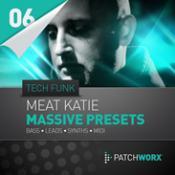 Meat Katie Tech Funk Massive Presets