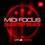 MIDI Focus – Dubstep Beats Professional DJ Samples