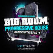 Samples and Loop Files – Monomade Presents Big Room Progressive House