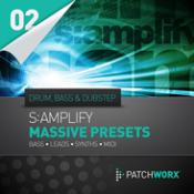 S:amplify Drum n Bass & Dubstep – NI Massive Presets