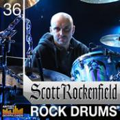 cover art Scott Rockenfield Rock Drums