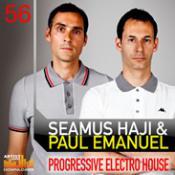 cover art Seamus Haji and Paul Emanuel Progressive Electro House