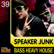 Speaker Junk – Bass Heavy House Professional Samples Download