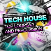 Tech House – Top Loops And Percussion Professional Audio Loops Download