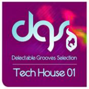 Tech House Grooves Selection 01 Sound Samples