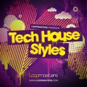 Tech House Styles Audio Files for  Reason Logic Ableton Kontakt