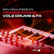 cover art Trance Forms Vol 2 Drums and FX