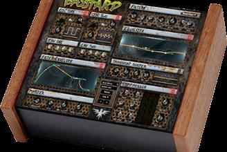 A Bass VST for House, Electro, Progressive, DubStep